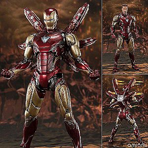 SHF Iron Man Mark 85 Final battle avengers