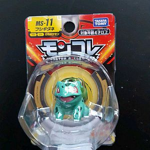Moncolle MS-11 Bulbasaur